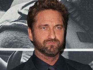 "Gerard Butler - ""Den of Thieves"" Los Angeles Premiere"
