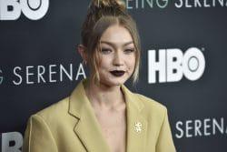 "Gigi Hadid - HBO's ""Being Serena"" TV Series New York City Premiere"