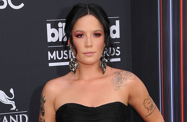 Halsey - 2018 Billboard Music Awards