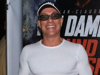 "Jean-Claude Van Damme - ""Pound of Flesh"" Los Angeles Premiere"