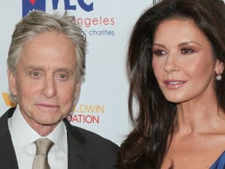 Michael Douglas, Catherine Zeta-Jones - 7th Annual Legacy of Vision Gala