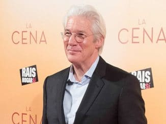 "Richard Gere - ""The Dinner"" (""La Cena"") Madrid Premiere - Arrivals"
