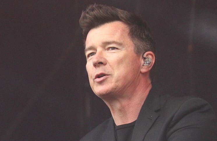 "Rick Astley: Neues Album ""Beautiful Life"" - Musik News"