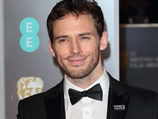 Sam Claflin - 71st Annual EE British Academy Film Awards
