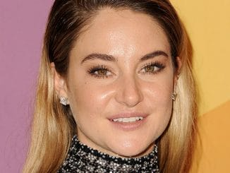 Shailene Woodley - HBO's Official 75th Annual Golden Globe Awards After Party
