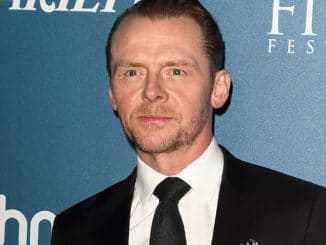 Simon Pegg - 2018 Newport Beach Film Festival Annual UK Honours Event