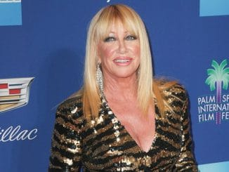 Suzanne Somers - 29th Annual Palm Springs International Film Festival Film Awards Gala