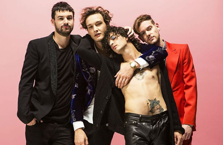 """The 1975"": So schreibt Matt Healy seine Songs - Musik News"