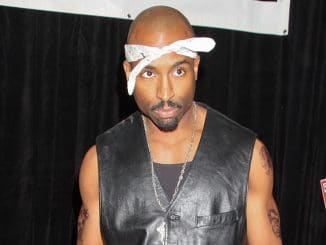 Tupac Shakur - 20th Annual Reel Awards at the Golden Nugget in Las Vegas
