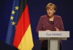 Angela Merkel - G20 Summit Press Conference in Cannes