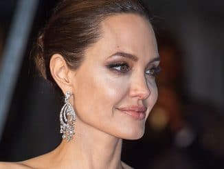 Angelina Jolie - 71st Annual EE British Academy Film Awards