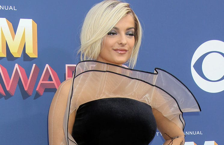 Bebe Rexha - 53rd Annual Academy of Country Music Awards (ACM) - Arrivals