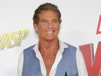 "David Hasselhoff - ""Ant-Man and the Wasp"" World Premiere"