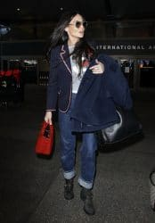 Demi Moore Sighted at LAX Airport on May 27, 2016