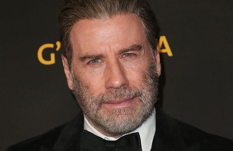 John Travolta - 2018 G'Day USA Los Angeles Black Tie Gala - Arrivals