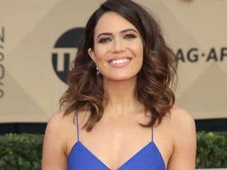 Mandy Moore - 24th Annual Screen Actors Guild Awards