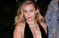 "Miley Cyrus - ""Heavenly Bodies: Fashion & The Catholic Imagination"" Costume Institute Gala"