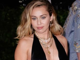 "Miley Cyrus - ""Heavenly Bodies: Fashion & The Catholic Imagination"" Costume Institute Gala"
