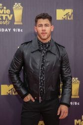 Nick Jonas - 2018 MTV Movie and TV Awards