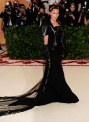 "Bella Hadid - ""Heavenly Bodies: Fashion & The Catholic Imagination"" Costume Institute Gala"