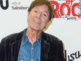 "Cliff Richard - ""School of Rock The Musical"" New London Theatre Opening Night"