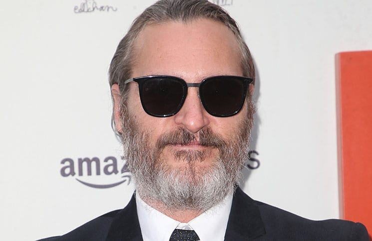 "Joaquin Phoenix - Amazon Studios' ""Don't Worry, He Won't Get Far on Foot"" Los Angeles Premiere"
