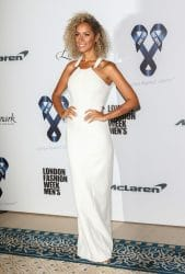 Leona Lewis - One For The Boys Fashion Ball 2017