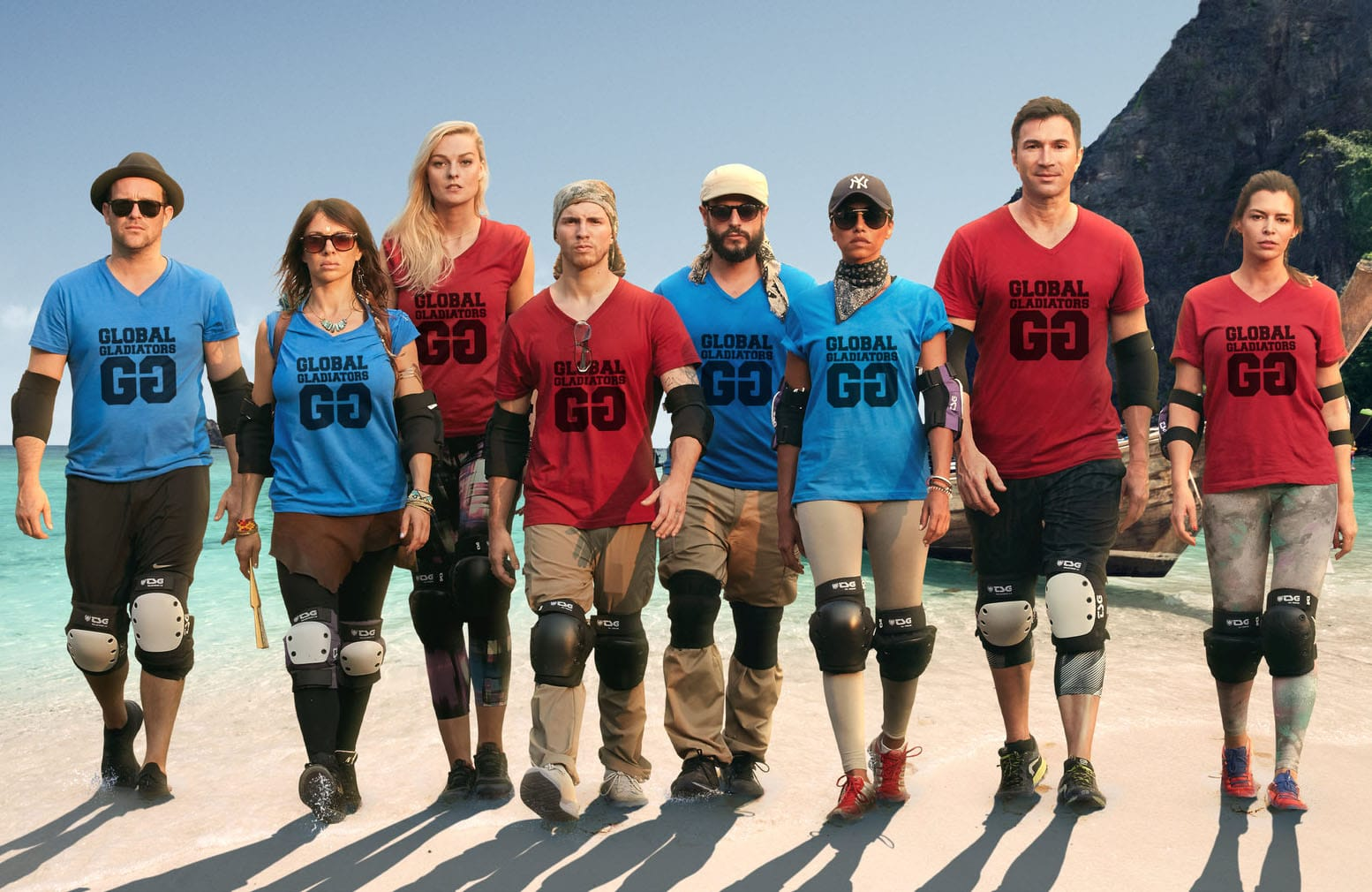 """Get ready for action! """"Global Gladiators"""" startet am 23. August"""