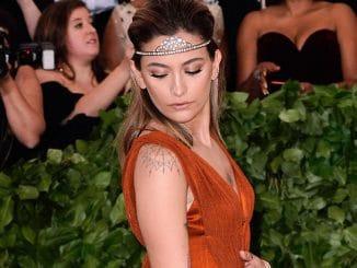 """Paris Jackson - """"Heavenly Bodies: Fashion & The Catholic Imagination"""" Costume Institute Gala"""