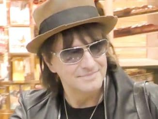 Richie Sambora Sighted in Park City Utah for the 2017 Sundance Film Festival on January 21, 2017
