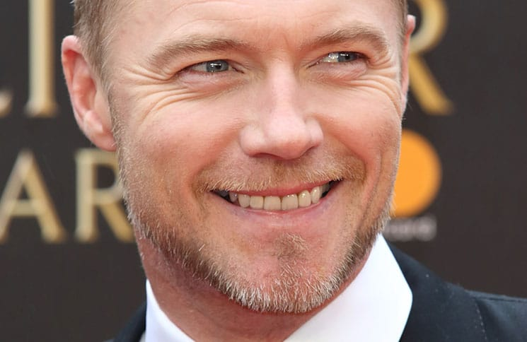 Ronan Keating - 42nd Annual Laurence Olivier Awards