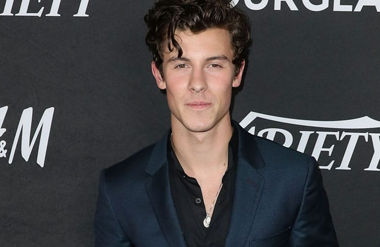 Shawn Mendes - 2018 Variety's Power of Young Hollywood