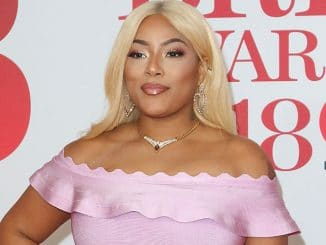 Stefflon Don - BRIT Awards 2018