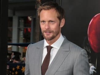"Alexander Skarsgard - Warner Bros. Pictures and New Line Cinema's ""It"" Los Angeles Premiere"