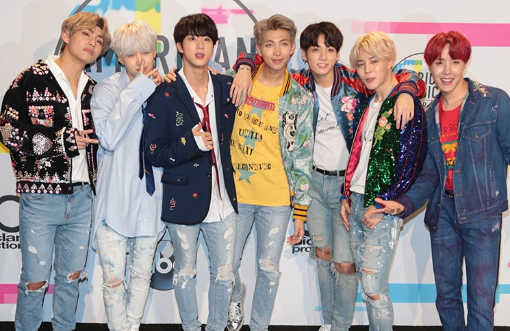 """BTS"" entthronen ""One Direction"" - Musik News"