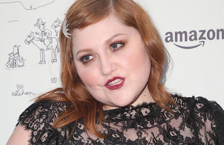 """Beth Ditto - Amazon Studios' """"Don't Worry, He Won't Get Far on Foot"""" Los Angeles Premiere"""