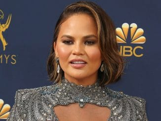 Chrissy Teigen - 70th Annual Primetime Emmy Awards