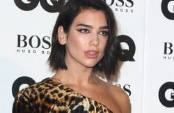 Dua Lipa - GQ Men of the Year Awards 2018