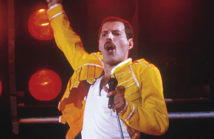 Freddie Mercury - 119541641 thumb