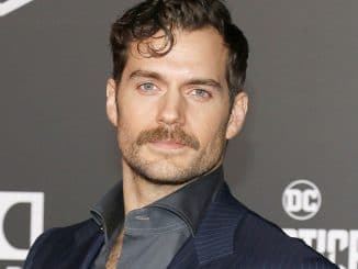 "Henry Cavill - ""Justice League"" World Premiere"