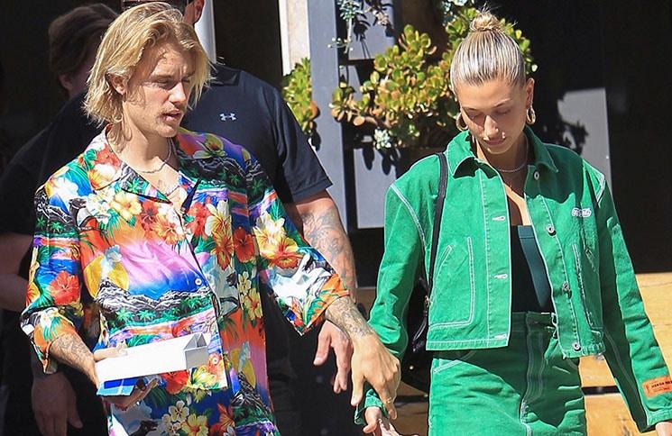 Justin und Hailey Bieber: Verliebt in Kanada - Promi Klatsch und Tratsch
