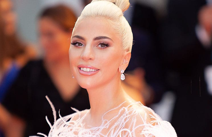 Lady Gaga - A Star Is Born Red Carpet Arrivals