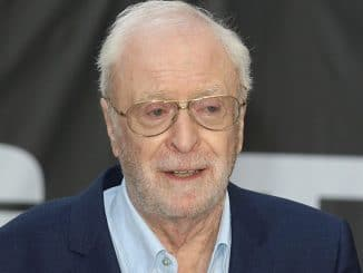 """Michael Caine - """"King of Thieves"""" World Premiere"""