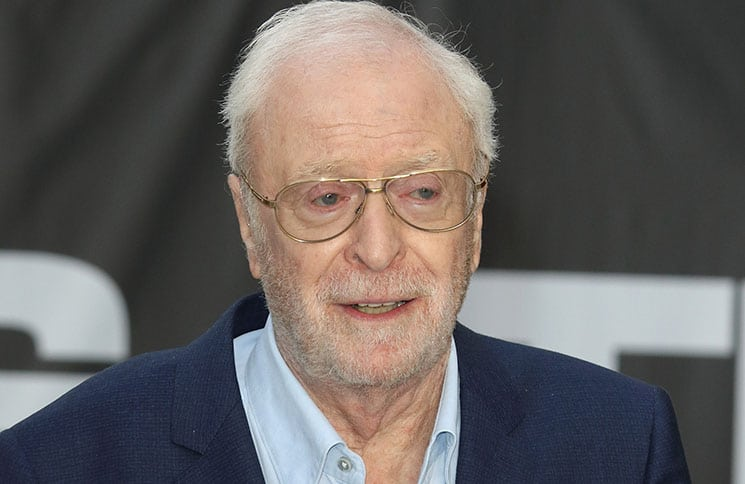 "Michael Caine - ""King of Thieves"" World Premiere"