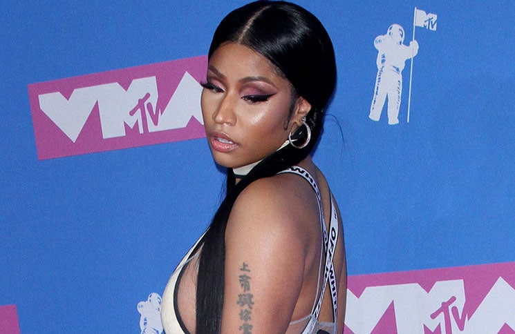 Nicki Minaj - 2018 MTV Video Music Awards
