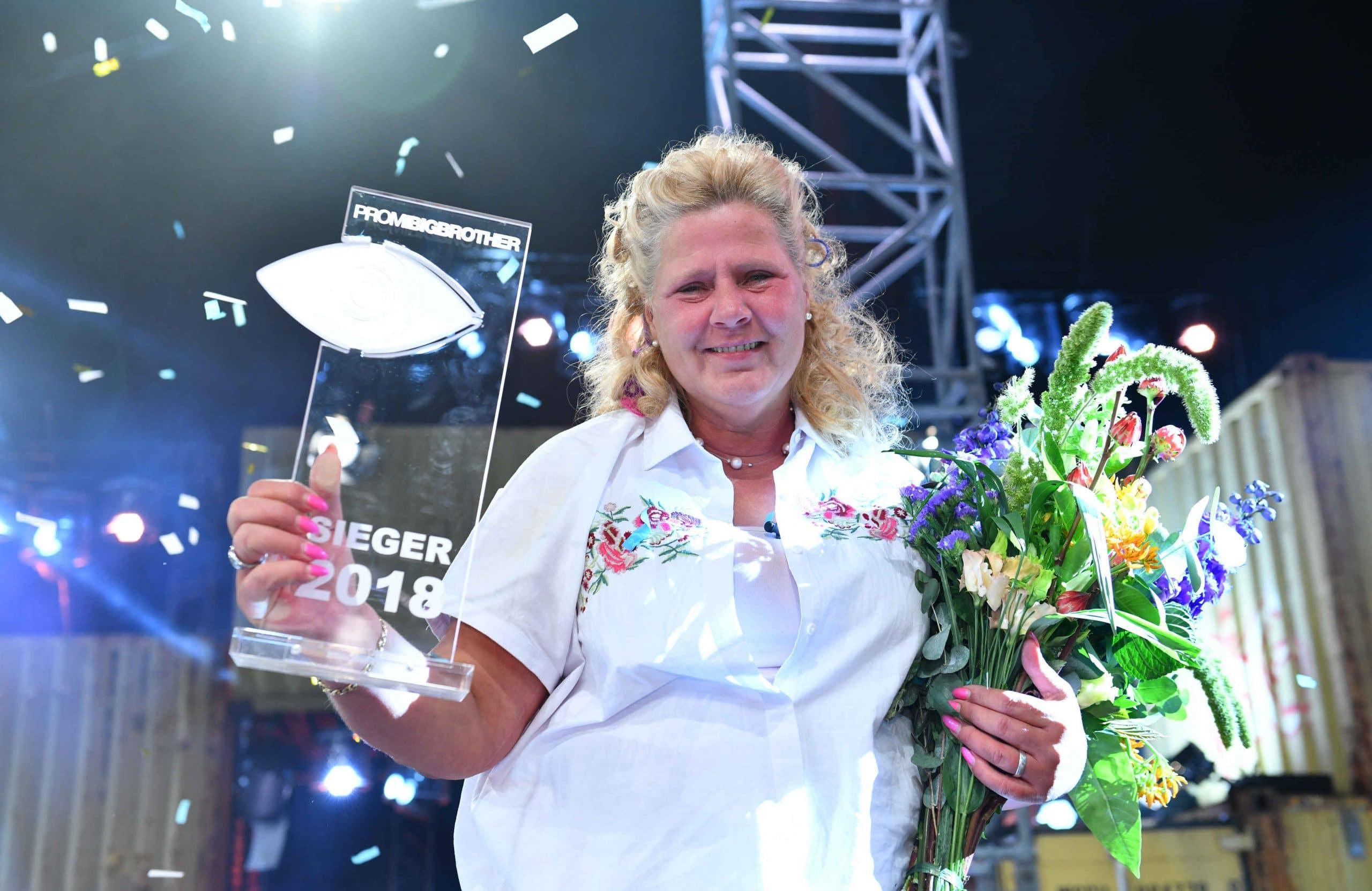 "Silvia Wollny gewinnt ""Promi Big Brother"""