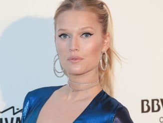 Toni Garrn - 26th Annual Elton John AIDS Foundation's Academy Awards Viewing Party