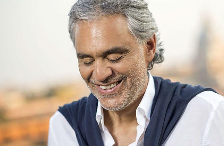 Andrea Bocelli erklärt seinen Albumtitel - Musik News