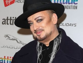 Boy George - Virgin Holidays Attitude Awards 2018