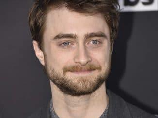 Daniel Radcliffe - 2018 Turner Upfront - Arrivals
